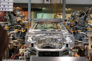 2.«Toyota Motor Corporation»: так происходит сборка автомобилей на конвейере